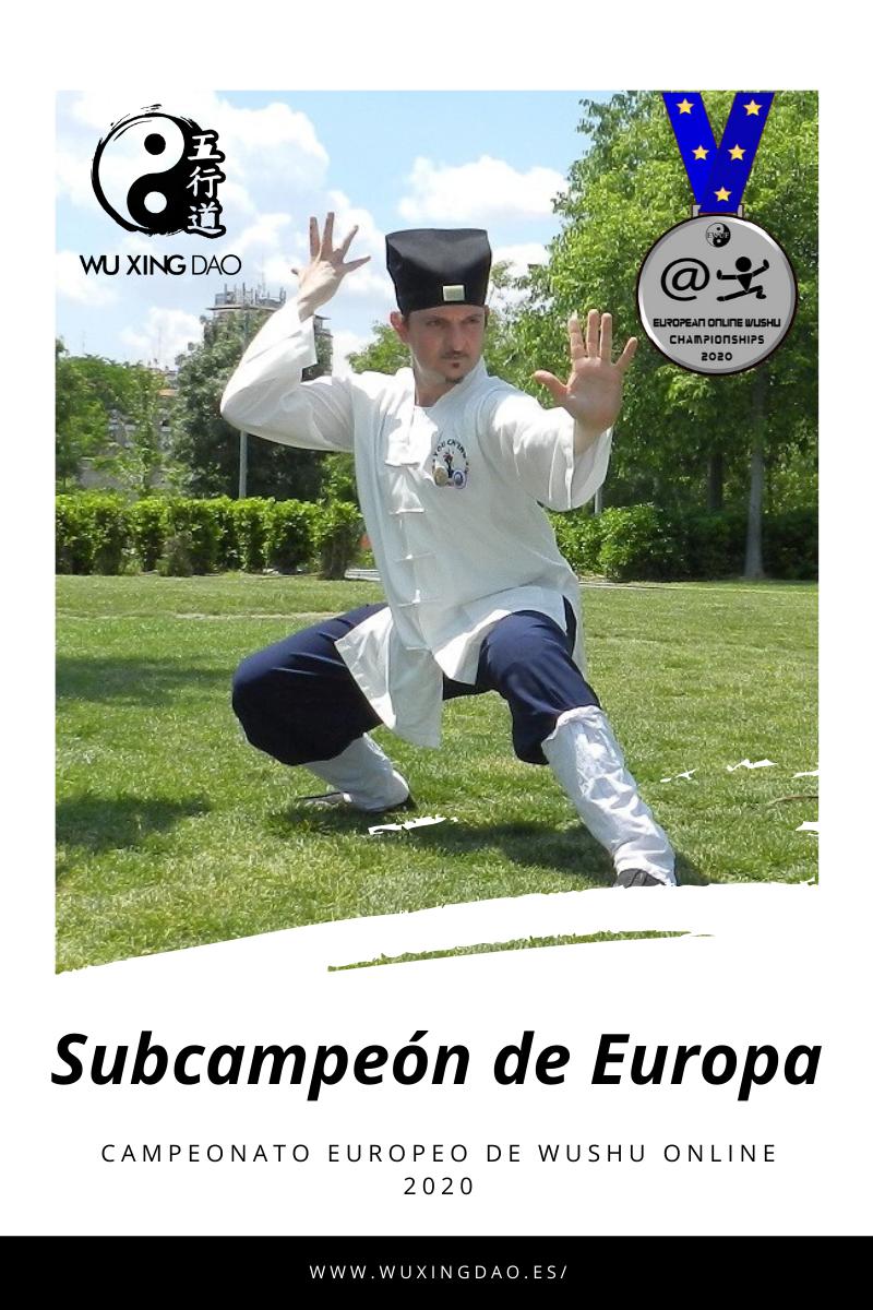 Campeonato Europeo de Wushu Online 2020 - You Xi Xian